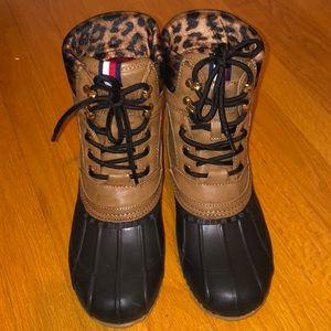 Women's Tommy Hilfiger Duck Rain Boots